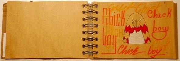 Изображение 33. Блокнот португальского дизайнера Gustavo Costa.. Изображение № 33.