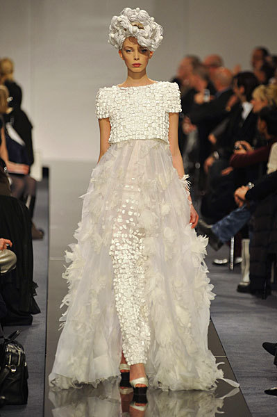 Chanel Spring 2009 Haute Couture. Изображение № 39.