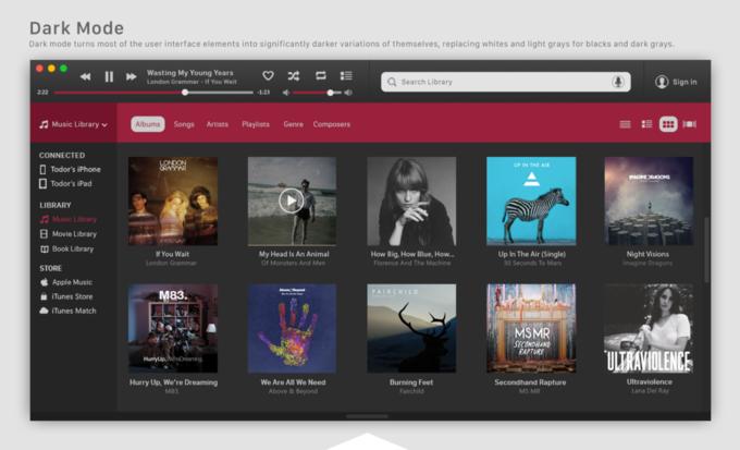 Дизайнер предложил изменения в iTunes . Изображение № 5.