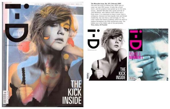 Новости моды: Hermes, Gap, i-D и другие. Изображение № 23.