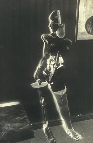 Сюрреалистические куклы Ханса Беллмера. Изображение № 4.