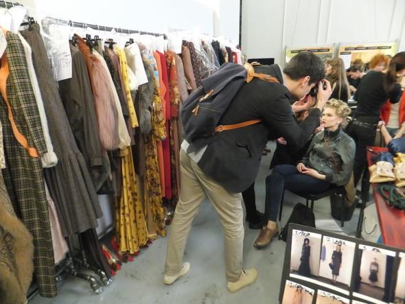 Дневник модели: Показы Lublu Kira Plastinina и a'la Russe. Изображение № 30.