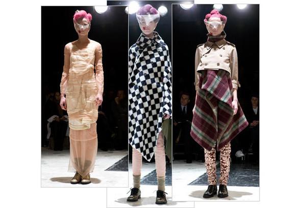Японский вклад в haute couture. Изображение № 49.