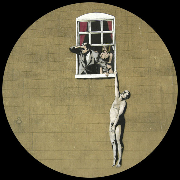 Изображение 53. Banksy (уличная мышь – герой).. Изображение № 53.