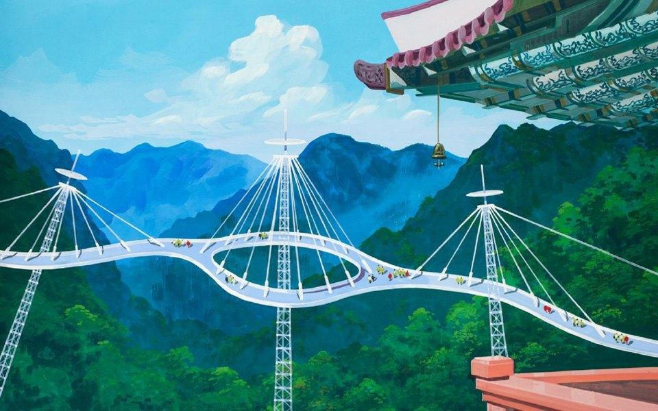 Какой видят архитектуру будущего  в Северной Корее . Изображение № 8.