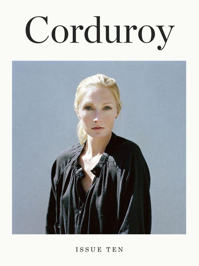 Показаны новые обложки Corduroy, Metal, Tush и других журналов. Изображение № 7.