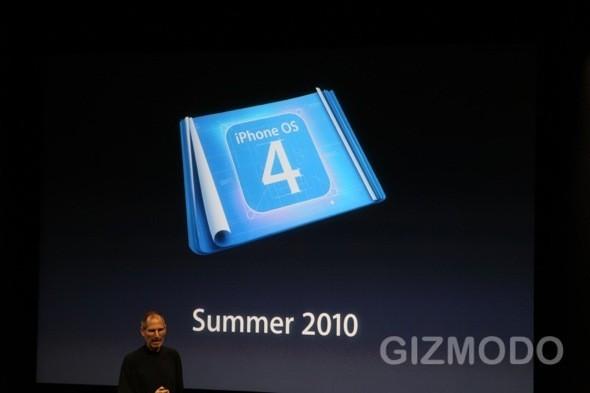 Apple представила iPhone OS 4.0. Изображение № 4.