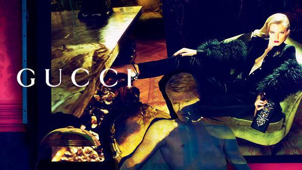 Изображение 6. Превью кампаний: Gucci, DKNY и другие.. Изображение № 2.