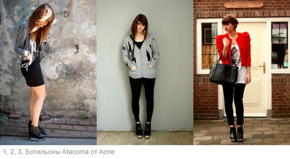Почему fashion-блоггеры любят Acne?. Изображение № 28.