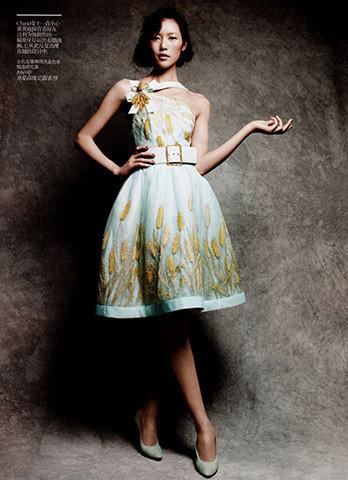 Vogue China, февраль 2011. Изображение № 67.