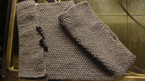 Fall in knitting. Изображение № 8.