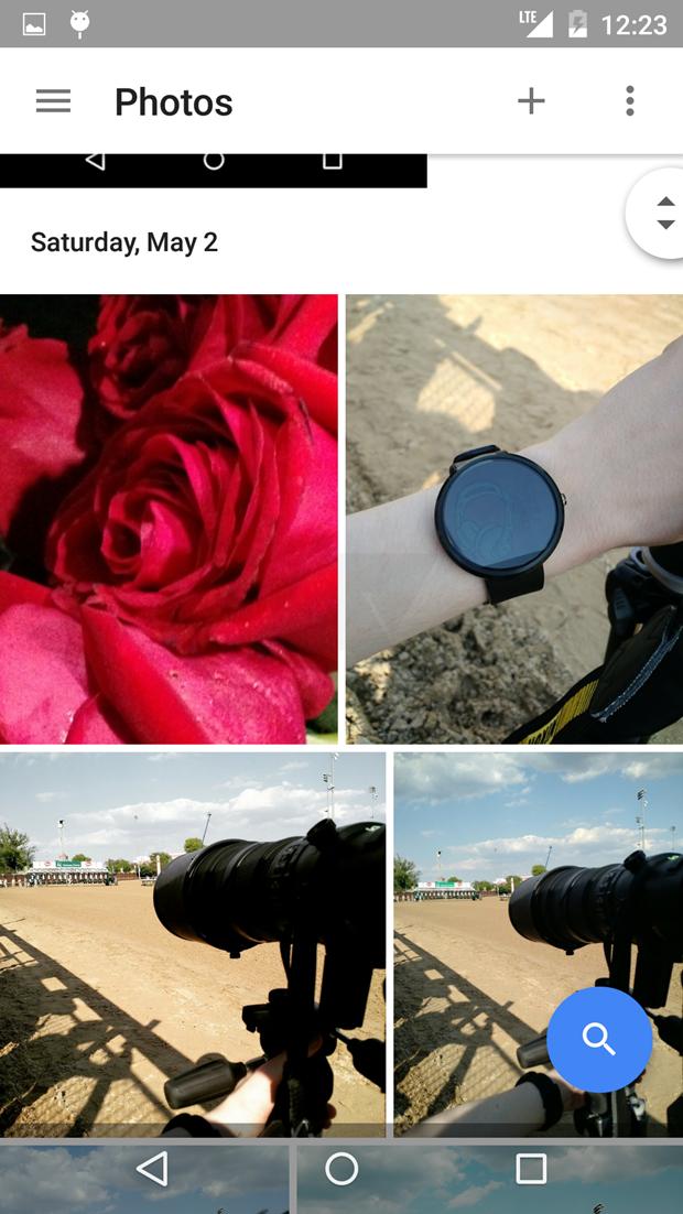 СМИ выложили скриншоты приложения Google для фотографий . Изображение № 14.