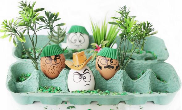 Удивительная жизнь яиц. Изображение № 16.