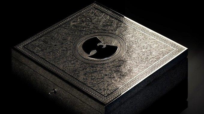 Wu-Tang Clan выпустит секретный альбом в единственном экземпляре. Изображение № 1.