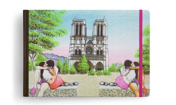 Louis Vuitton выпустили книги о путешествиях с иллюстрациями. Изображение № 17.