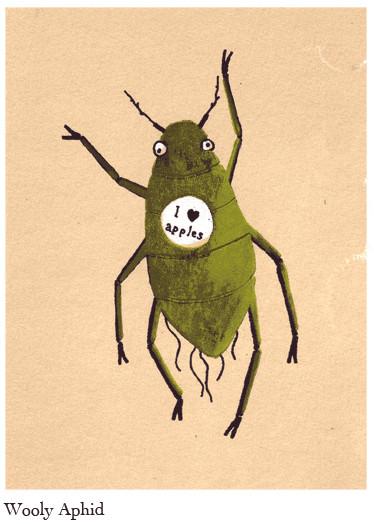 Sarah Knight иллюстратор изHonest Four. Изображение № 1.