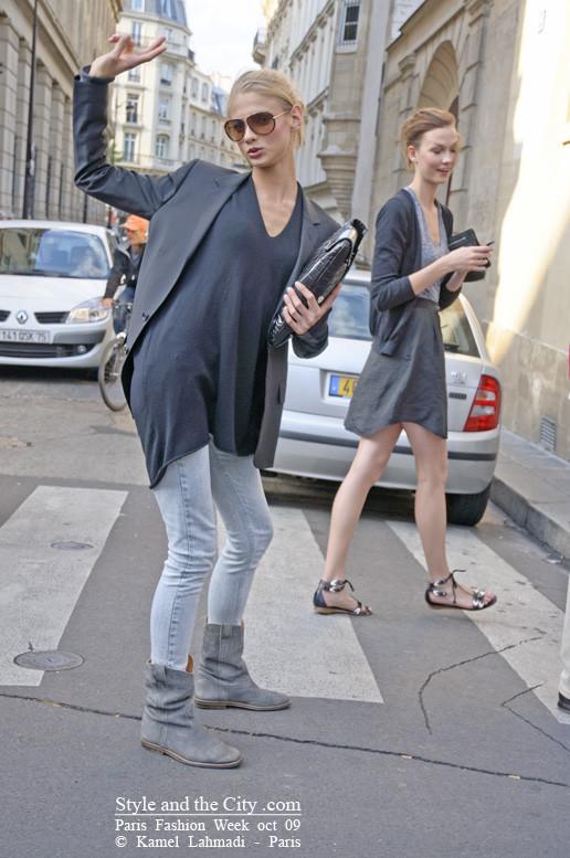Models street style. Изображение № 14.