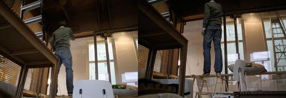 Картонный офис. Изображение № 5.