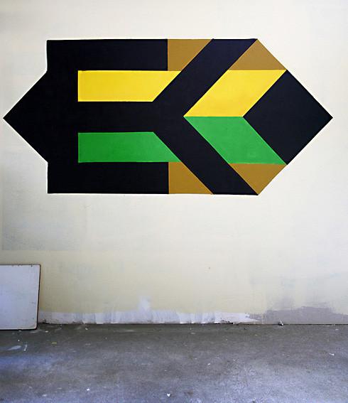 Абстрактное граффити: Стрит-художники об улицах, публике, опасности и свободе. Изображение № 50.
