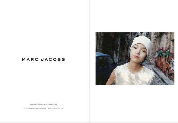 Кампания: Marc Jacobs SS 2012. Изображение № 7.