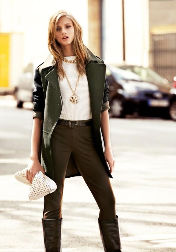 Лукбуки: H&M, Free People, Mango и Zara. Изображение № 28.