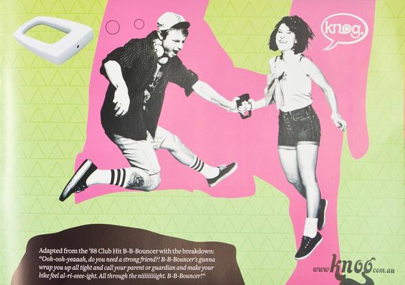 Новый каталог Knog: Race girls & Play boys. Изображение № 5.