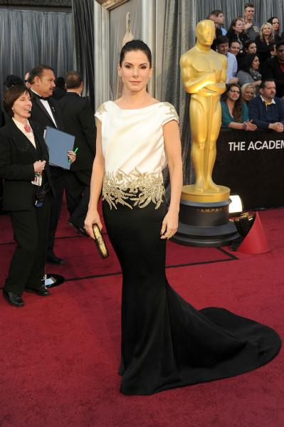 «Оскар»-2012: Красная дорожка. Изображение № 25.