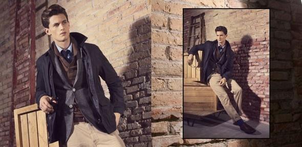 Лукбук: Massimo Dutti September 2011 Menswear. Изображение № 7.