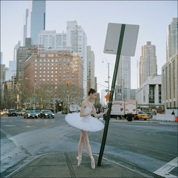 Изображение 22. Проект «Нью-Йоркская балерина».. Изображение № 22.