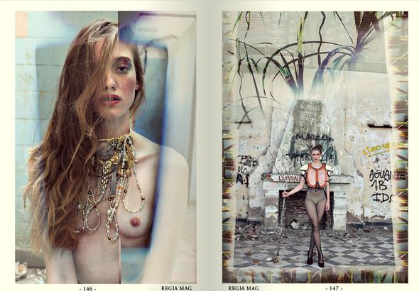 Regia Magazine. Изображение № 3.