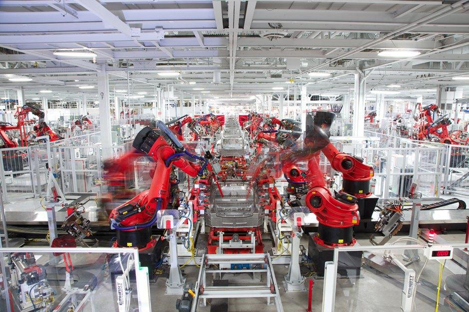 Как создаются электромобили Tesla. Изображение № 8.