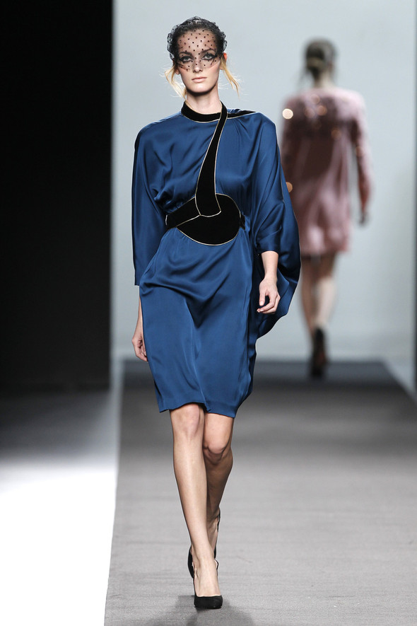 Madrid Fashion Week A/W 2012: Miguel Palacio. Изображение № 27.