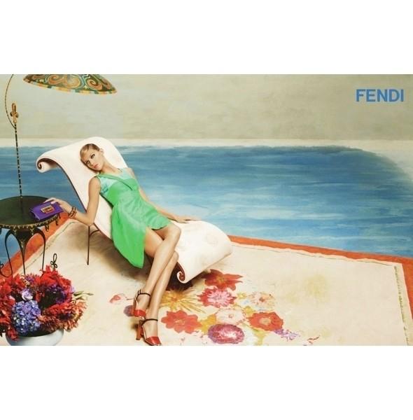 Изображение 8. Рекламные кампании: Fendi, Pepe Jeans и Trussardi 1911.. Изображение № 8.