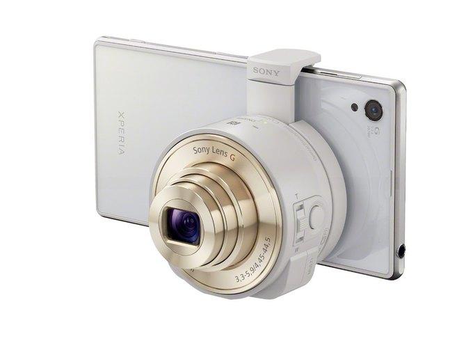 Sony представила автономные объективы для смартфонов. Изображение № 1.