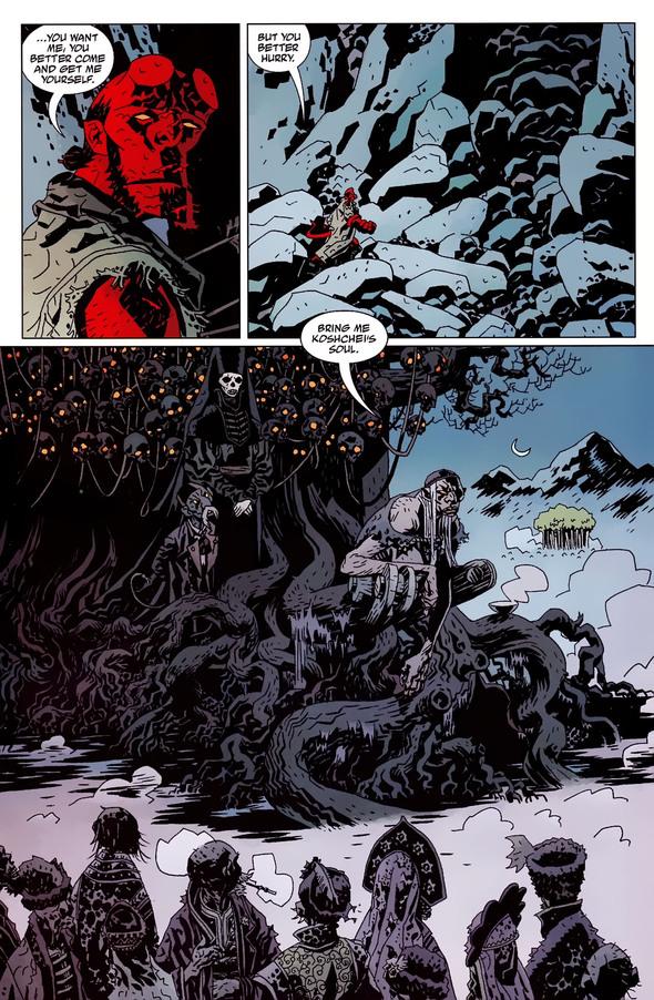Hellboy. Изображение № 30.