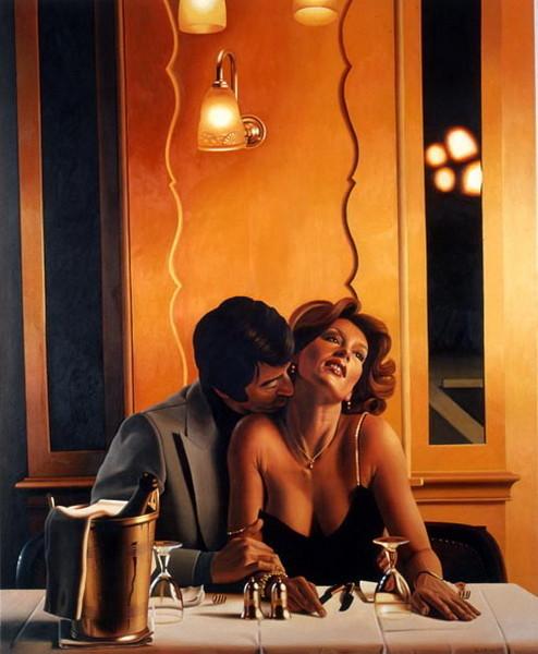 Томная сексуальность от Пола Робертса. Изображение № 7.