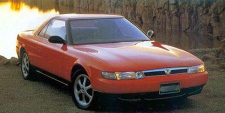 Японский дрим-кар 90-х годов. Mazda Eunos CosmoJC. Изображение № 1.