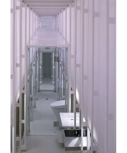 Изображение 8. Инновационный микродом в Токио.. Изображение № 8.