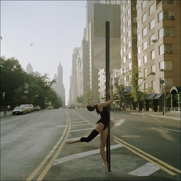 Изображение 29. Проект «Нью-Йоркская балерина».. Изображение № 29.