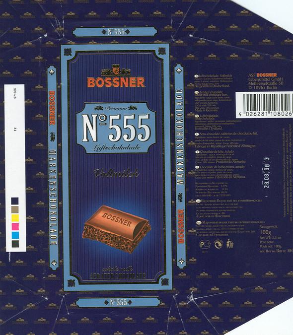 Мояшоколадная коллекция (1992–2009). Часть первая. Изображение № 10.