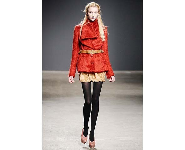 Неделя моды в Нью-Йорке: второй день. Изображение № 70.