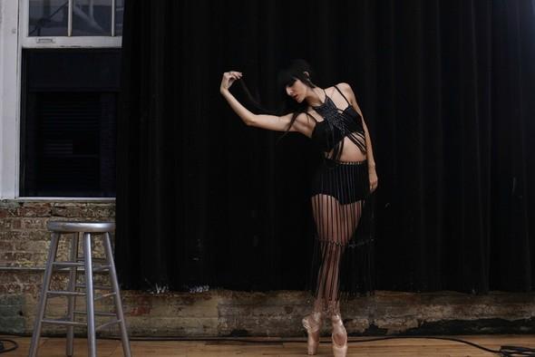 Кампания: Балерины для Bliss Lau FW 2011. Изображение № 13.