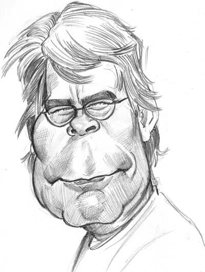 Карикатуры на писателей. Изображение № 16.