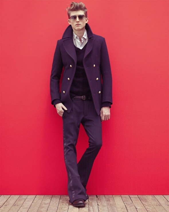 Balmain Homme AutumnWinter 2010 Lookbook. Изображение № 5.