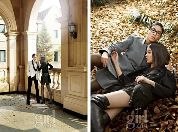 Новые лица: Хлое, Лорен и Со Янг. Изображение № 47.