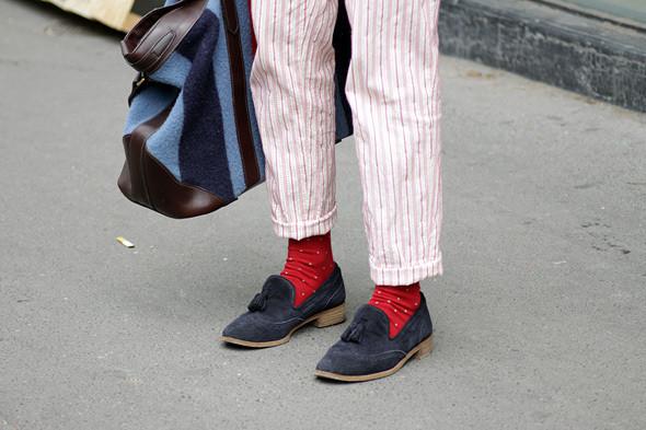 Изображение 5. Детали: Мужская неделя моды в Париже.. Изображение № 5.
