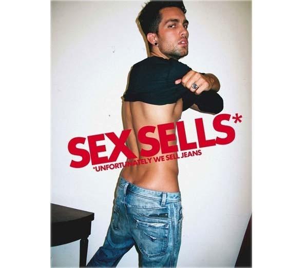 Секс продается: рекламная кампания Diesel. Изображение № 2.