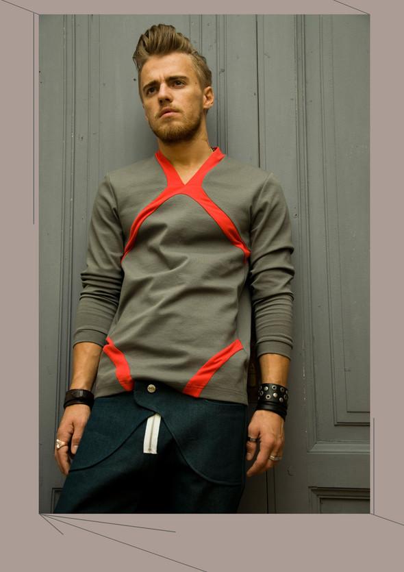 GeraGold мужская одежда. Изображение № 3.