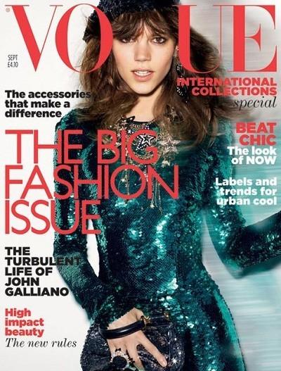 15 обложек с вещами из коллекции Dolce & Gabbana FW 2011. Изображение № 27.