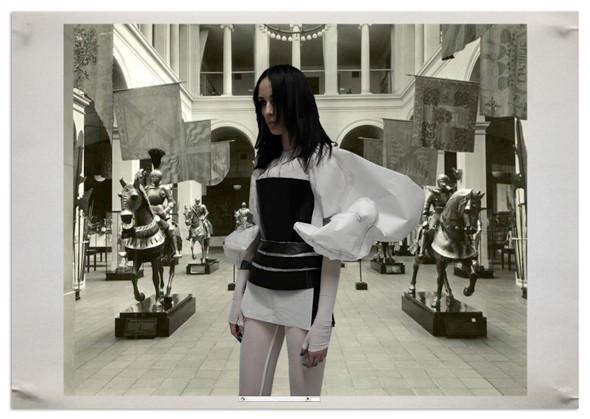 London Fashion Week AW 10: День пятый. Изображение № 7.